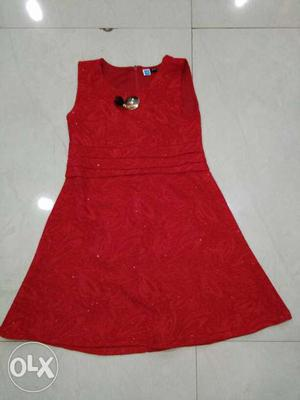 Kids party wear top size 22 to 26