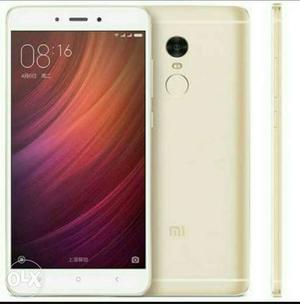MI NOTE 4 Sealed phone (32GB,64GB)with