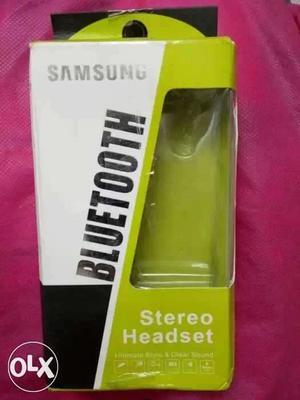 Original Samsung Bluetooth headphone for sale
