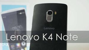Sall r exchange my lenovo k4 note new mobile no