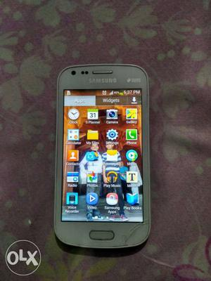 Samsung duos GT S in excellent working condition