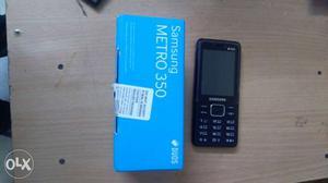 Samsung metro 350 dual sim, bluetooth, memory