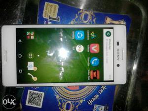 Sony M4 4g mobile Dual Sim Internal16 Gb