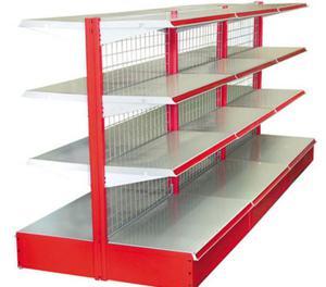 Supermarket Display Racks Manufacturers in India New Delhi