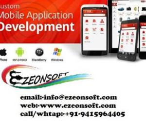 get mobile app set business in Luckow Lucknow
