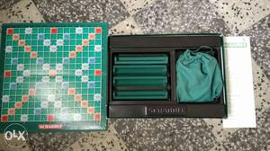 Scrabble word game in a great condition.