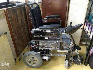 Automatically operative Remote control wheel chair (price