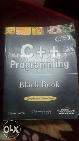 C++ programming Black Book