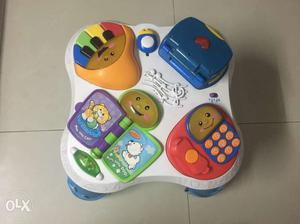 Fisher Price Laugh and Play Activity table