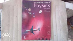 HC Verma Class 9 Physics,Science