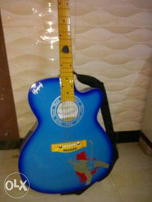 I want to sell my Guitar which is in new