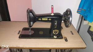 Usha sewing machine in a prefect working