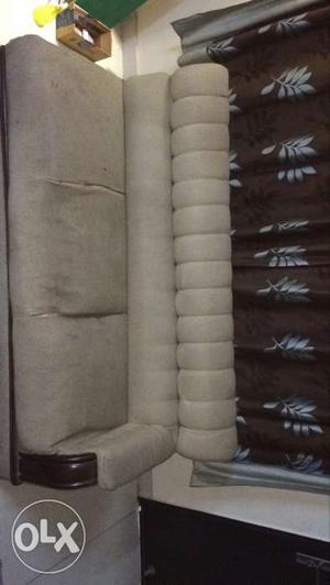 6 seater sofa. used high quality, home made
