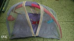 Brand new unused mosquito net for child up to 18 months old