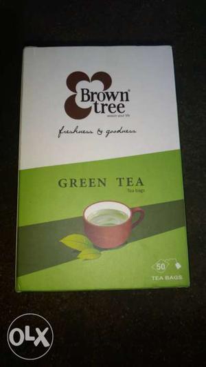 Green tea new box no use