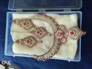 "It is a copy of ""Diamond Necklace set"". It is"