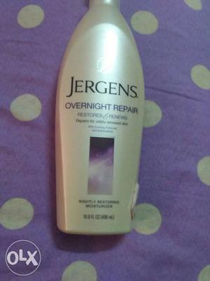 Jergens moisturizer.. very very good for dry