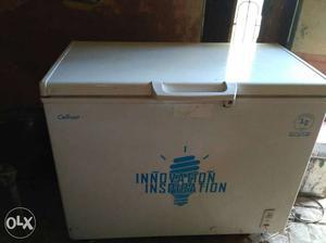 6 months old, best deep fridge, great cooling, 3