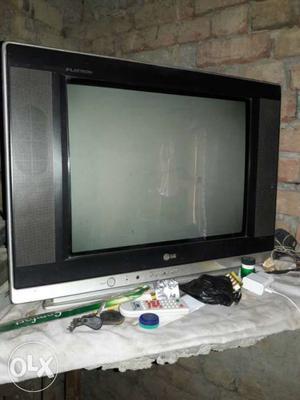 Black And White LG Tv