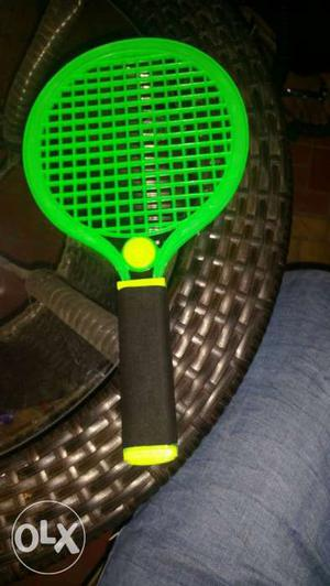 Green And Black Electric Swatter
