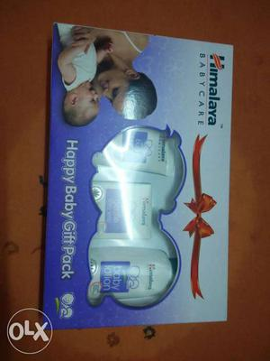 Himalaya baby care kit.. brand new gift pack.