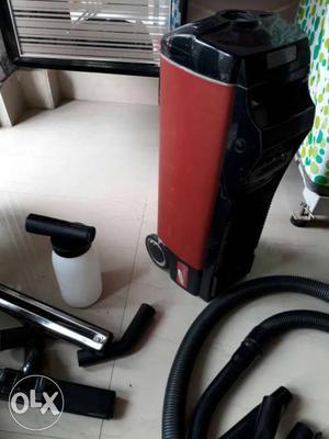 JET Euroclean vacuum cleaner (Eureka Forbes)