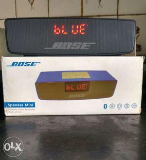 Bluetooth speaker have Fm, Bluetooth, Memory Card &Pendrive