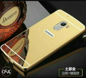 Lenovo k4 note Gold cover is nice