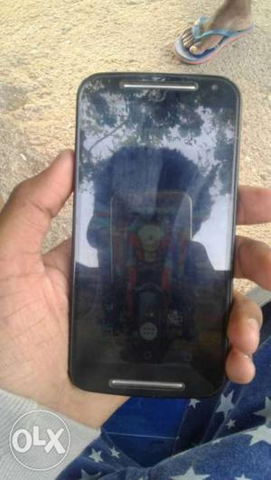 Moto G2 Good Condition Only Mobile