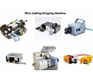 Wire Cutting Stripping Machine Noida