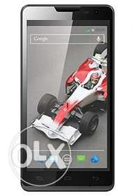 Xolo Q opus2 with charger and data cable