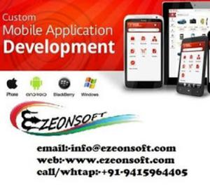 mobile app development company in Luckow Lucknow