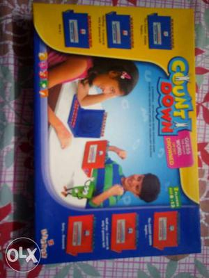 Count Down Game Brand New Condition