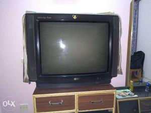 LG CRT TV - 29 inches in working condition