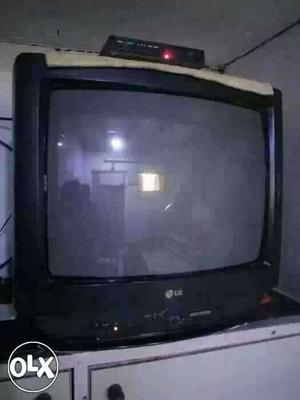 Lg 21 Inch Tv In Very Good Working Condition.