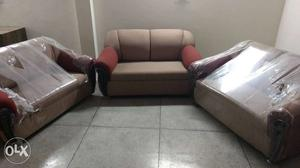 Brand new 6 seater sofa set for sale.