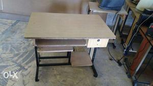 Computer Table Small and Big 13 pieces available