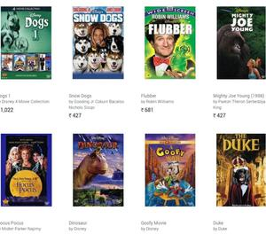 Disney Movies: Get Disney Movies Collection at Best Price