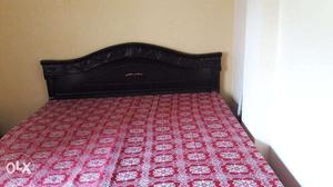 Double Bed with box 6 feet by 6 feet
