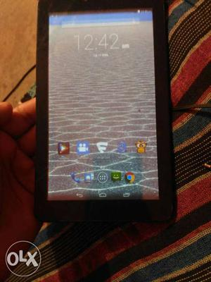 AOC 3G Tablet 3G calling Tablet Condition ok 4 GB