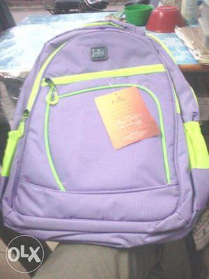 Priority company bag
