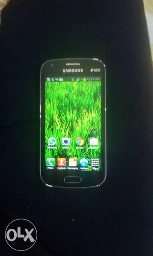 Samsung s duos Dual sim phone Available with