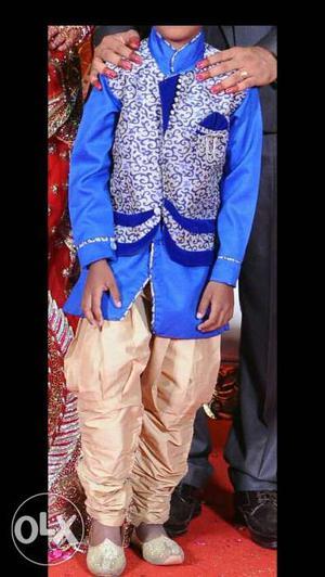 Wedding dress for 5-6years boy... in best