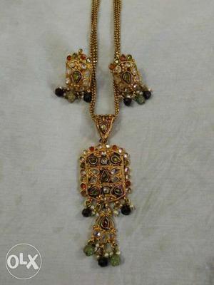 3 designer necklace sets