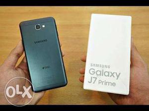 J7 Prime.Brand new Sealed Black color