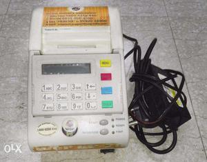 Billing machine (LCD Screen)