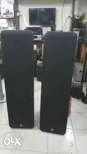 Boston Tower Speakers / 5 Way/ Usa