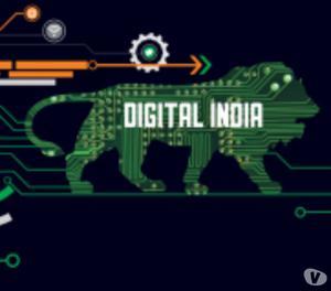 Digital India Scheme or Digital India Project Chandigarh