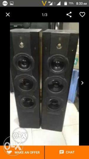 Jbl Tower Speakers / 4 Way