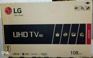 LG: 43UH750T 4K,IPS,HDR,CINEMA HD,SMART LED TV at Rs.